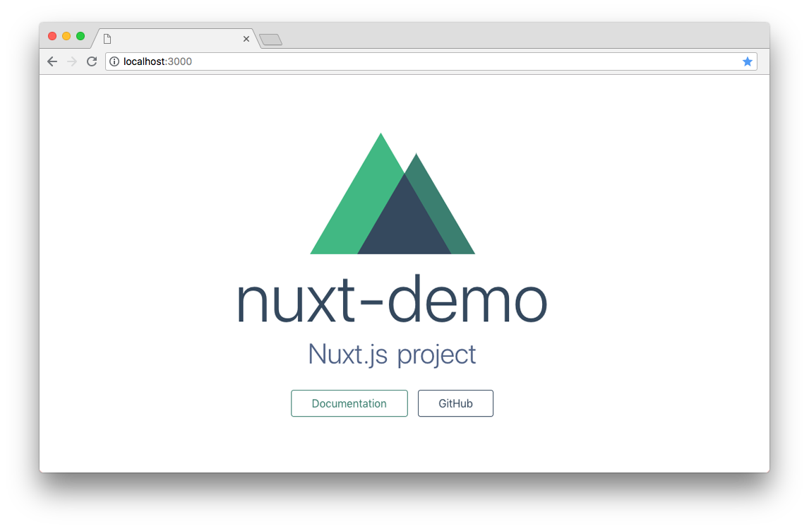 Static and serverless with Vue js, Nuxt js, Vuex, Contentful